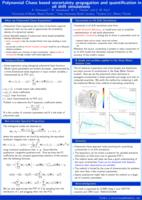 Polynomial Chaos Based Uncertainty Propagation and Quantification in Oil Drift Simulations