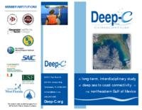 Deep-C Consortium: A Long-Term, Interdisciplinary Study of Deep Sea to Coast Connectivity in the Northeasten Gulf of Mexico
