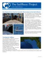The SailBuoy Project in the Gulf of Mexico: A Deep-C Consortium Fact Sheet