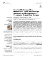 Gendered Pathways