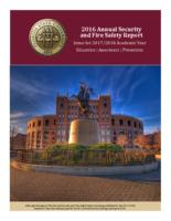 2016 Annual Security and Fire Safety Report