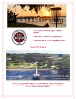 2016 Annual Security and Fire Safety Report Panama City Campus