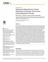 Nucleosome Repositioning