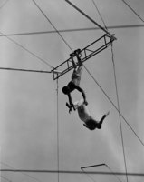 Catching on the trapeze
