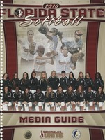 2010 Florida State Softball Media Guide