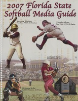 2007 Florida State Softball Media Guide