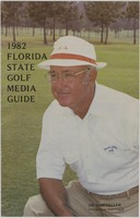 1982 Florida State Golf Media Guide