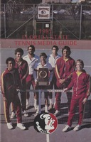 1982 Florida State Tennis Media Guide