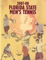 2007-08 Florida State Men's Tennis