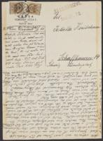Letter from Berta Weiss to Giulia Hasterlik, 1940-07-22