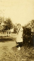 Helen Margaret Ferree, Instructor in Physical Education