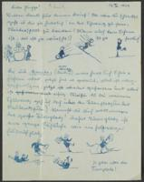Letter from Elizabeth 'Lisl' Urbantschitsch to Giulia Kortischoner, 1939-01-03