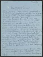 Letter from Susi Weiss to Giulia Kortischoner, 1939-02-07