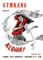 """Gymkana Presents: Aloha!"" (November 12-17, 1956)"