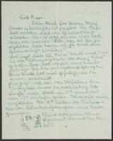 Letter from Evi Leib to Giulia Kortischoner, 1939-02-10
