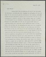 Letter from Evi Leib to Giulia Kortischoner, 1939-02-12