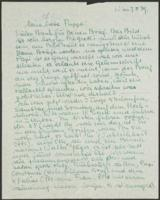 Letter from Evi Leib to Giulia Kortischoner, 1939-03-07
