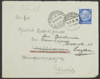 Letter from Elizabeth Urbantschitsch to Giulia Kortischoner, 1939-04-11
