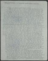 Letter from Mia Hasterlik to Giulia Kortischoner and Susi Weiss, 1939-11-19