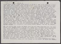 Letter from Paul Hasterlik to Giulia Kortischoner and Alice Sigerist, 1941-11-13