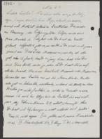 Letter from Paul Hasterlik to Giulia Koritschoner, 1942-05-01