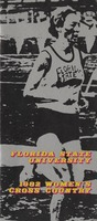 Florida State University Women's Cross Country: 1982