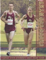 Florida State University Cross Country Media Guide: 2005