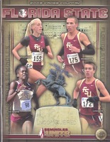 Florida State University Cross Country: 2009