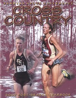 Florida State University Cross Country Post-Season Yearbook: 2002