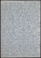 Letter from Boni to Giulia Kortischoner, 1946-02-16