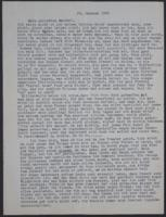Letter from Mia Hasterlik to Giulia Koritschoner, 1946-01-29