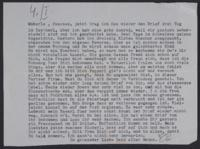 Letter from Mia Hasterlik to Giulia Koritschoner, 1946-01-04