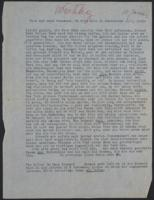 Letter from Mia Hasterlik to Giulia Koritschoner, 1946-01-10