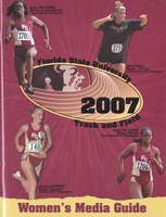 Florida State University Track and Field Women's Media Guide: 2007