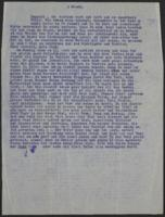 Letter from Mia Hasterlik to Giulia Kortischoner, 1946-03-09
