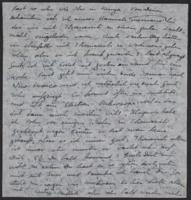 Letter from Giulia Kortischoner and Gerald to Mia Hasterlik, 1948-01