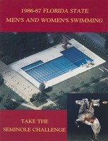 1986-87 Florida State Men's and Women's Swimming