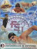 Florida State University Swimming & Diving: 2005-06 Media guide