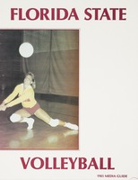 Florida State Volleyball: 1985 Media Guide