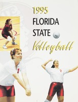 1995 Florida State Volleyball
