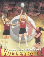 1998 Lady Seminole Volleyball