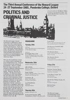 Crime, Criminology and Public Policy Essays in honour of Sir Leon Radzinowicz