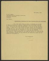 Letter to Arnold McNair from J.W.C. Turner, 13th March, 1942