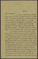 Letter to Professor H. Lauterpacht from J.W.C. Turner, 18-2-43