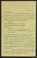 Letter to Mr. Stabell from J.W.C. Turner, 20-3-42