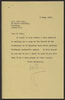 Letter to E.J. Cohn from J.W.C. Turner, 3 June, 1942