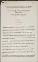 Committee Upon Rules and Precedure Relating to Punishment of Crimes Committed in the Course of and Incidental to the Present War