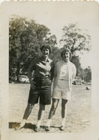 Jean Marshick and Linda Broderick