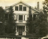 Chi Omega Sorority House