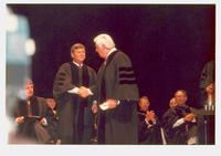 Presentation of Honorary Degree to Claude Pepper from Florida State University